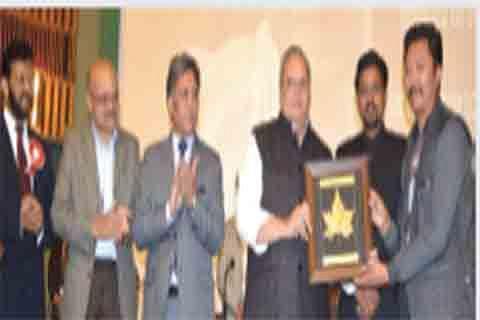 Municipal Committee Leh bags awards in 3 categories