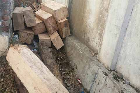 Illicit timber seized in Bandipora: Police