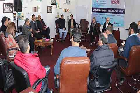 JKSDM organises 3-day international industry collaboration programme