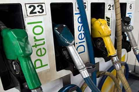 Petrol, diesel prices rise as global oil climb continues