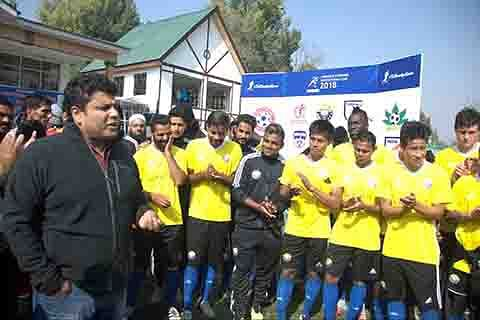 """""""Bakshi Stadium to be ready by March 2019"""""""