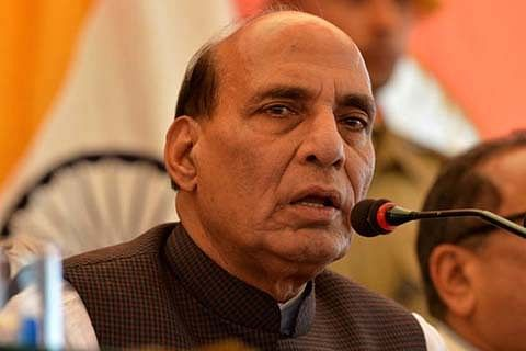 Rajnath to celebrate Dussehra with BSF men