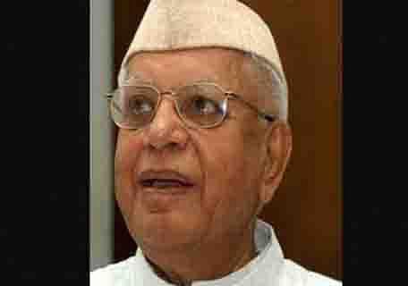 N D Tiwari dies