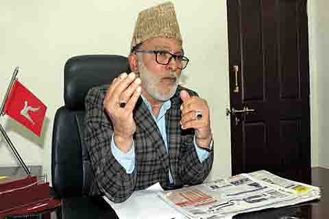 Extending 73rd, 74th constitutional amendments to J&K direct attack on Article 370: National Conference