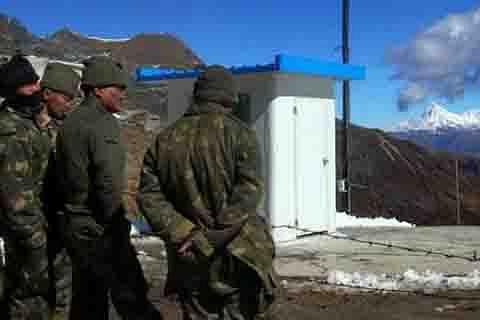 Transgressions down along LAC: Army