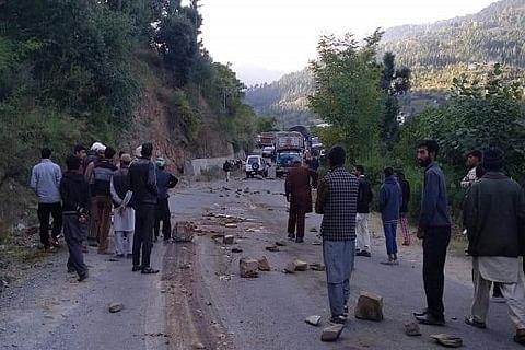 Speeding truck mows down shepherd, over 30 sheep and goats in Ramban