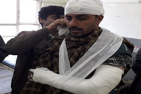 Women among 11 persons injured in thrashing by army after Pulwama IED blast: Residents