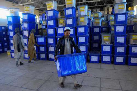 """Elections postponed in Afghanistan's Kandahar after top officials"""" assassination"""