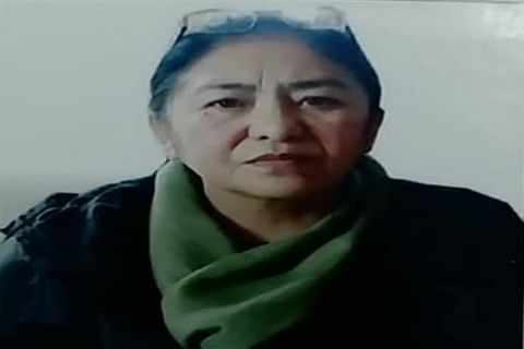 Dr Kunzes Dolma given charge of Director Health Services Kashmir