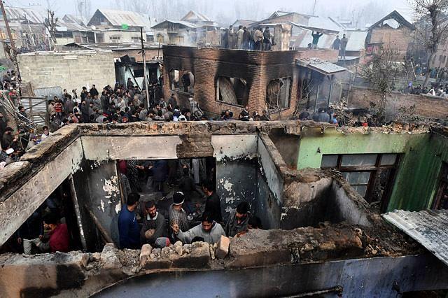 LeT Commander Naveed Jatt Among two Killed in Budgam Gunfight