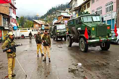 KILLING OF BJP LEADER, BROTHER IN KISHTWAR: Curfew imposed in Doda, Bhaderwah; Army stages flag marches