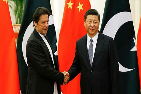 China backs Pakistan's 'quest for peace through dialogue' with India