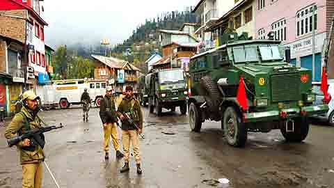 Search for militants in Rajouri continues for 7th day