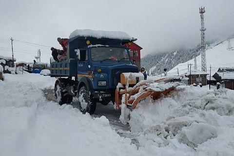Kargil highway to be kept open in winters as well