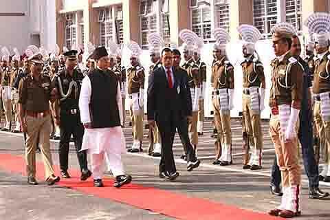 Durbar opens in Jammu