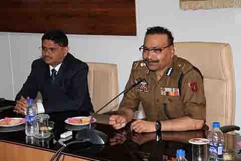 PHQ starts functioning in Jammu