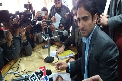 Ex-NC leader Junaid Mattu elected Srinagar Mayor with support from BJP, Peoples Conference