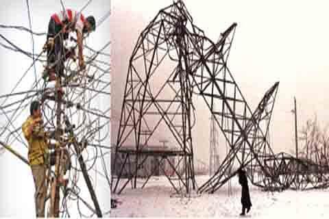Fragile Power System