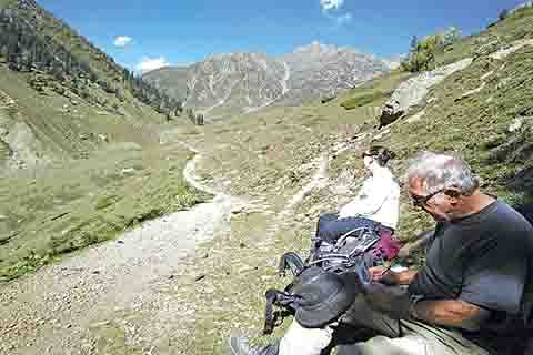 SPOTLIGHT: 'Kashmir safe for tourists, time for advisories to go'