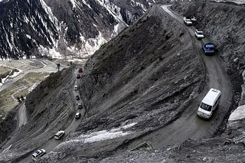'Srinagar-Kargil highway likely to remain open for maximum period this winter'