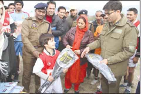 7th J&K State Games of the Deaf commence at Gindun Stadium