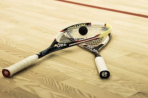 Squash Rackets trial on Nov 21
