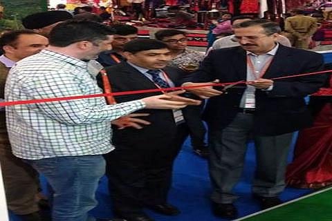 J&K sets up craft pavilion at IITF Delhi