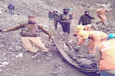 Bodies of 3 truckers handed over to kin