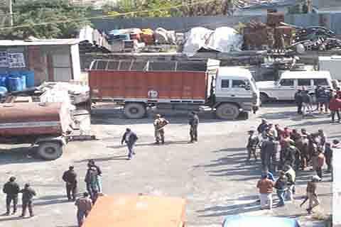 5 injured in oxygen cylinder blast in Chanderkote: Police