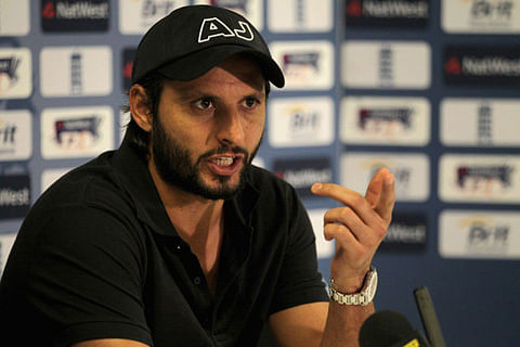 PSL franchise replaces Afridi with Akram