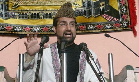 We believe in democracy, not the one prevailing in Kashmir: Mirwaiz during Friday sermon