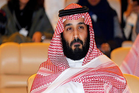 "Saudi warns crown prince a ""red line"" in Khashoggi probe"