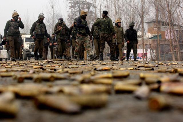 Three Militants Killed in 18-Hour-Long Gunfight on Srinagar Outskirts +