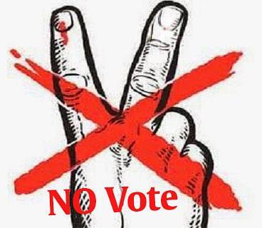 No polling in Chitragam, Dadsara blocks