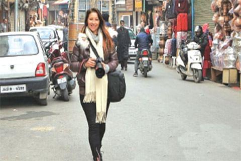 'I felt safer in Srinagar than South Africa'
