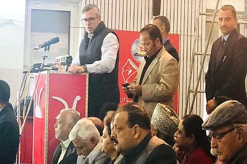 J&K ASSEMBLY ELECTION: Omar dares BJP to announce CM candidate