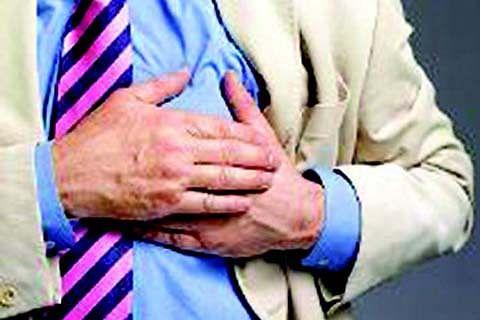 HuM operation commander dies of cardiac arrest