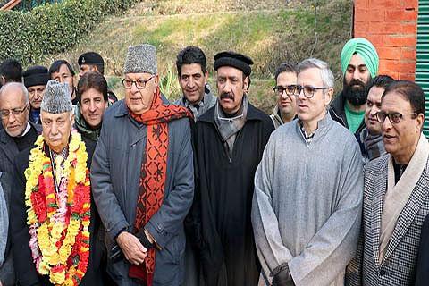 Pulwama-like killings ignite passion for freedom: Farooq