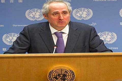 'Imran Khan raised Kashmir issue with UN chief'