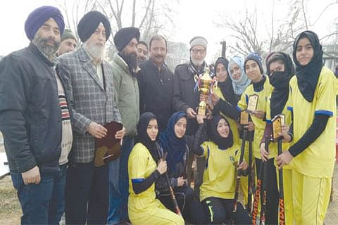 7-A-Side women's hockey tournament concludes