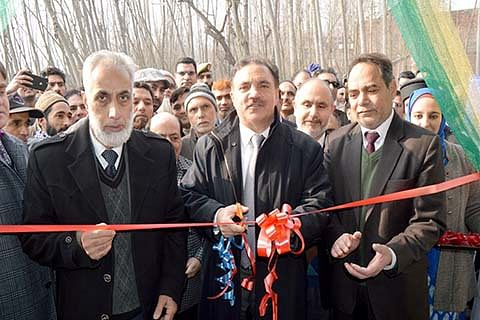 J&K Bank inaugurates new branch premises at Dab Ganderbal