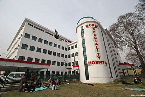 Medical oncology services started at Super Specialty Hospital