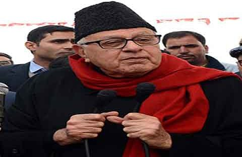 Jammu activist lodges complaint with LS Speaker against Dr Farooq