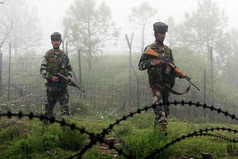 Uneasy calm on LoC after Monday's gunfire