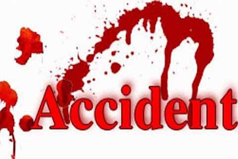 Man killed, another critically injured in road accidents