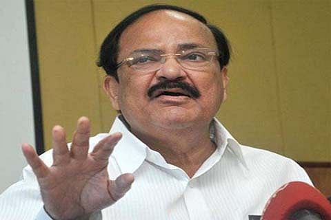 We want to have friendship with all including Pakistan: Venkaiah Naidu