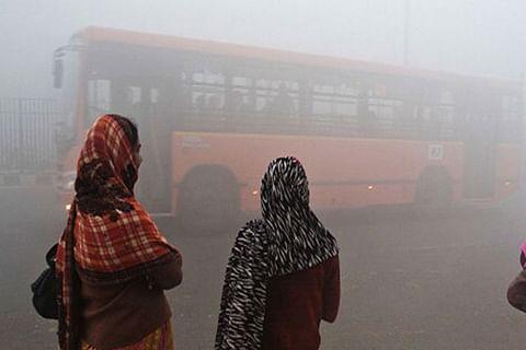 At 3.6, Delhi records lowest temperature so far