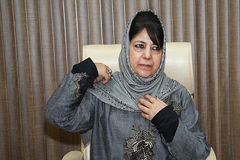 Saving PDP from collapse Mehbooba's biggest challenge