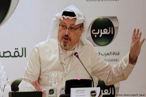 "CCTV footage shows men transporting ""Khashoggi body parts"""