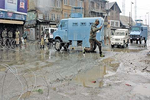 Kashmir, the Nemesis!